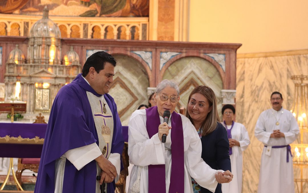 Bienvenido P. Mauricio Catedral