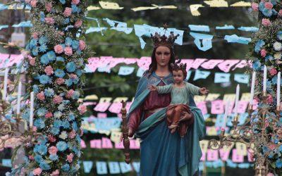 Novena y fiesta de María Auxiliadora