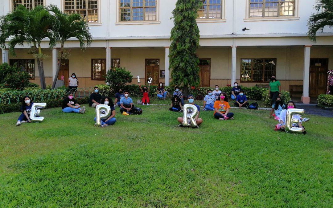 El grupo juvenil EPRE cumple su trigésimo aniversario.