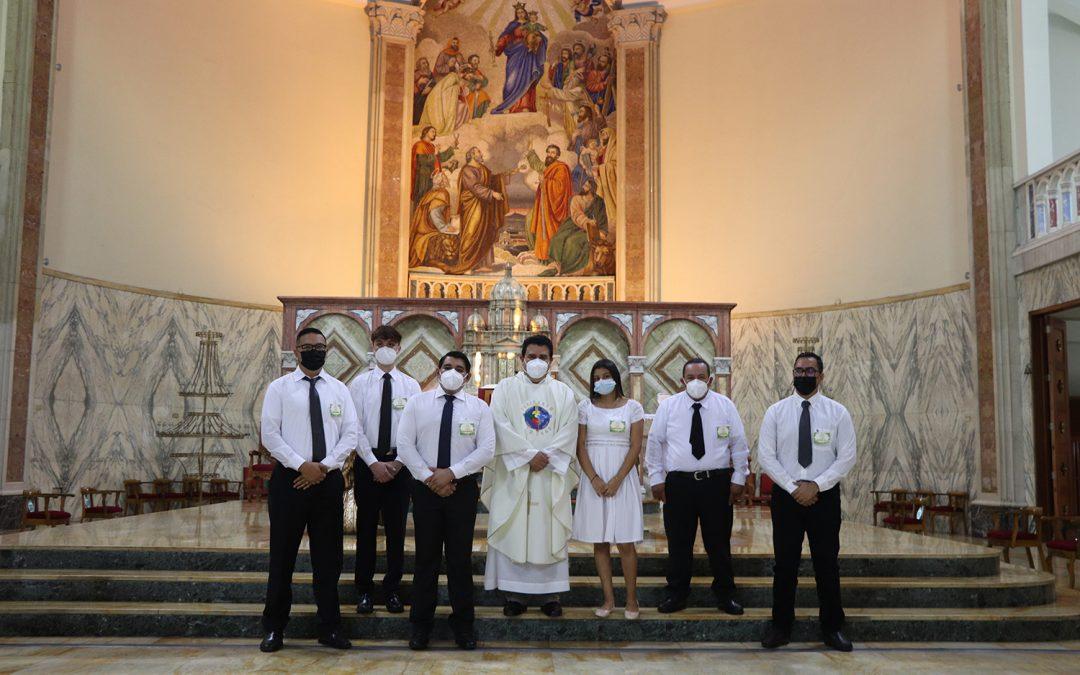 Bienvenida a los nuevos miembros de la Iglesia