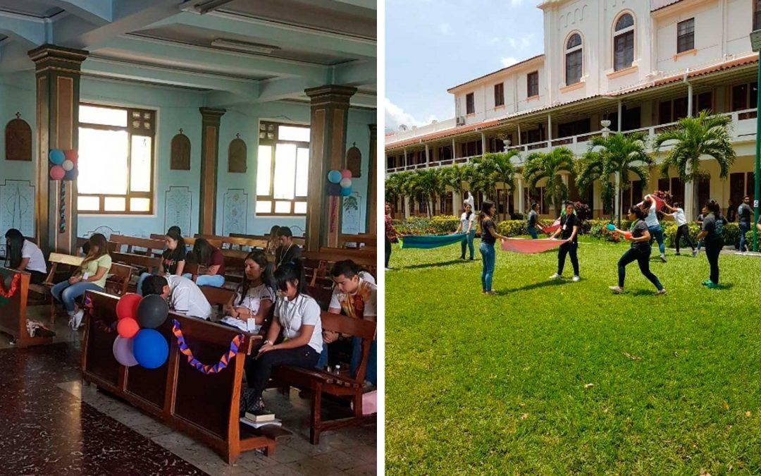 """El """"Open Church"""" llegó al corazón de muchos jóvenes"""