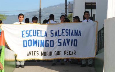Los Intramuros de la Escuela Domingo Savio fueron un derroche de alegría